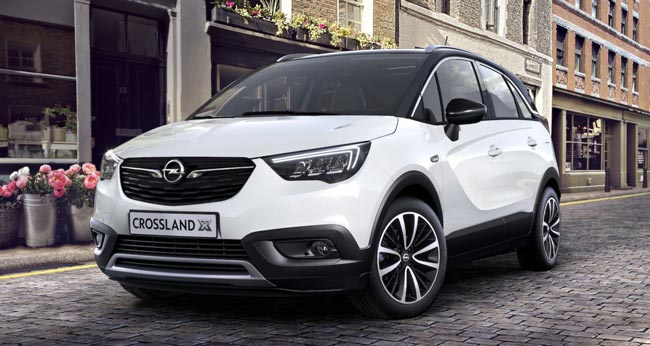 Crossland X Direct Injection Turbo